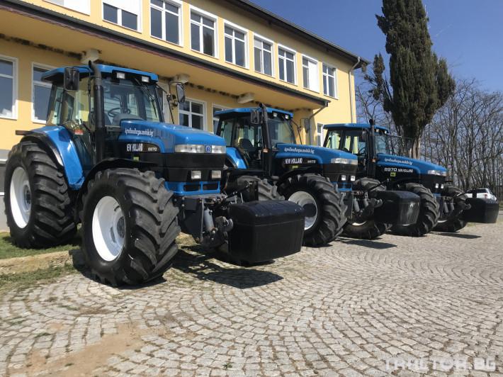 Трактори New-Holland 8970 - 2 БРОЯ СОБСТВЕН ЛИЗИНГ 0