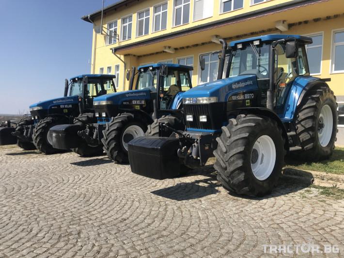 Трактори New-Holland 8970 - 2 БРОЯ СОБСТВЕН ЛИЗИНГ 2