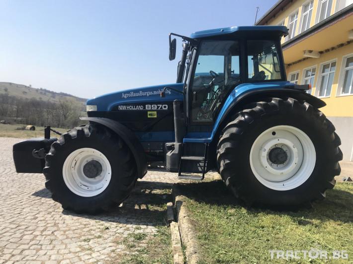 Трактори New-Holland 8970 - 2 БРОЯ СОБСТВЕН ЛИЗИНГ 3