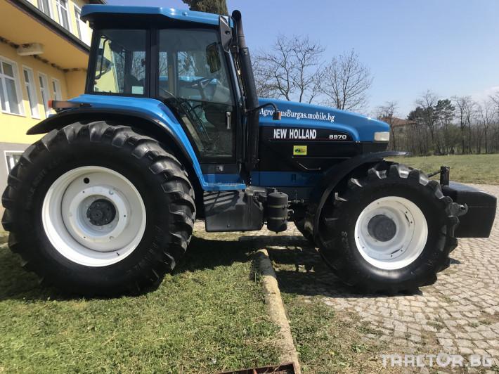 Трактори New-Holland 8970 - 2 БРОЯ СОБСТВЕН ЛИЗИНГ 9