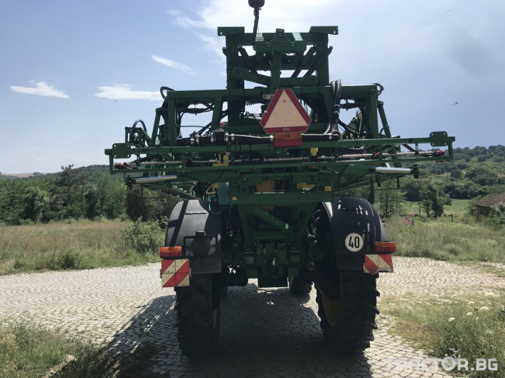 Самоходни пръскачки John-Deere 5430i - 27 метра - 4000 литра ЛИЗИНГ 5