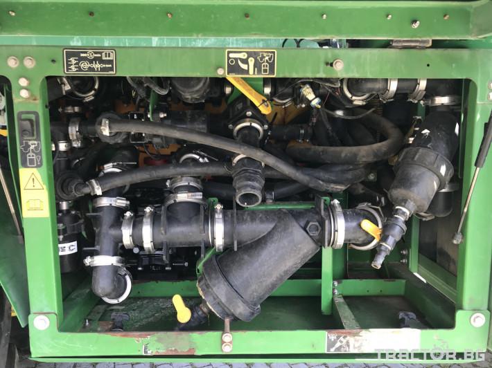 Самоходни пръскачки John-Deere 5430i - 27 метра - 4000 литра ЛИЗИНГ 10