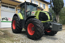 Claas AXION 850 CIS СОБСТВЕН ЛИЗИНГ