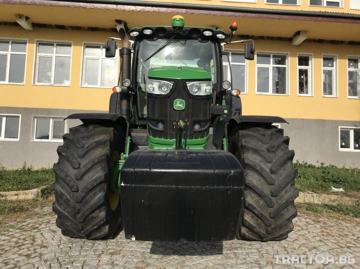 Трактори John-Deere 6210R НАВИГАЦИЯ + УПРАВЛЕНИЕ ЛИЗИНГ 1