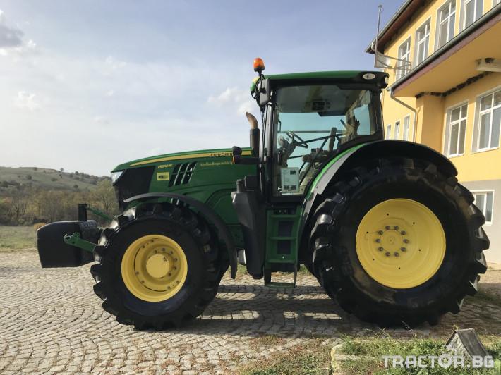 Трактори John-Deere 6210R НАВИГАЦИЯ + УПРАВЛЕНИЕ ЛИЗИНГ 3