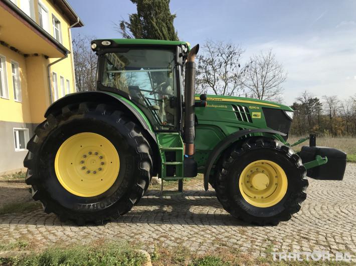 Трактори John-Deere 6210R НАВИГАЦИЯ + УПРАВЛЕНИЕ ЛИЗИНГ 8