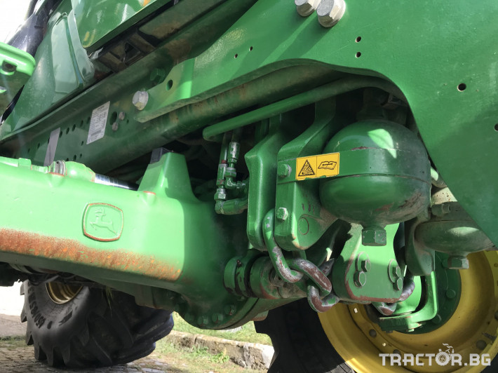 Трактори John-Deere 6210R НАВИГАЦИЯ + УПРАВЛЕНИЕ ЛИЗИНГ 9