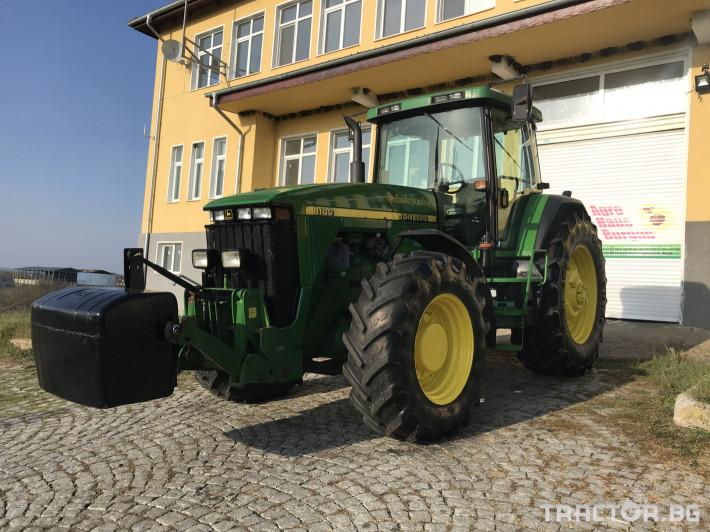 Трактори John-Deere 8100 POWER SHIFT ЛИЗИНГ 2