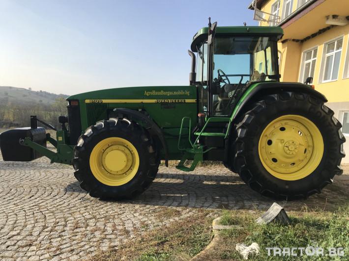 Трактори John-Deere 8100 POWER SHIFT ЛИЗИНГ 3