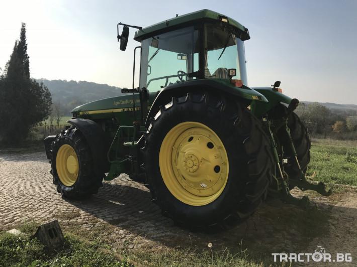 Трактори John-Deere 8100 POWER SHIFT ЛИЗИНГ 4