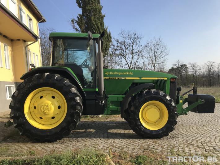 Трактори John-Deere 8100 POWER SHIFT ЛИЗИНГ 8