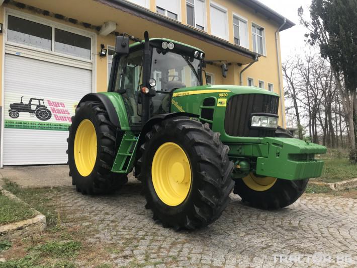 Трактори John-Deere 6930 PREMIUM POWER QUAD ЛИЗИНГ 0