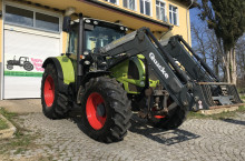 Claas ARION 640 CEBIS С ТОВАРАЧ ЛИЗИНГ