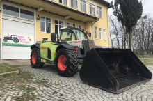 Claas SCORPION 7040 VARIPOWER С КОФА И ВИЛИЦИ ЛИЗИНГ